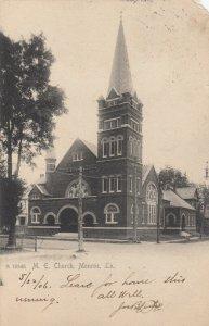MONROE , Louisiana , 1906 ; Methodist Church