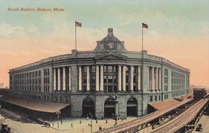Exterior, The South Station,  Boston,  Massachusetts,   00-10s