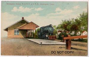 N.Y.N.H.& H.R.R. Stonington Conn