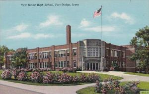 Iowa Fort Dodge New Junior High School