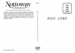 Nottoway Plantation - White Castle, Louisana