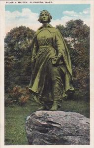 Massachusetts Plymouth Pilgrim Maiden