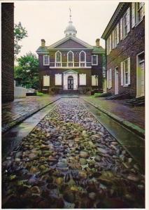 Pennsylvania Philadelphia Independence National Historical Park Carpenters Court