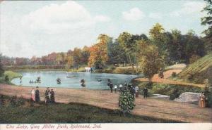 Indiana Richmond The Lake Glen Miller Park