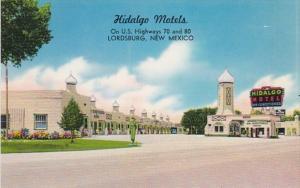 New Mexico Lourdsburg Hidalgo Motel