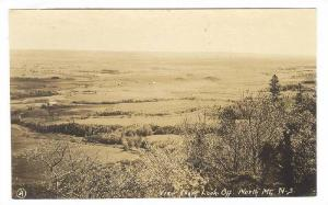 RP; View from Look-off, North Mt , Nova Scotia Canada, 1910s ; #5 ; GRAHAM of...