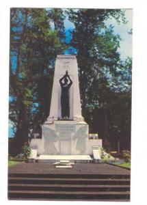 Martinique, W.I., 40-60s ; WWI Monument, Fort de France