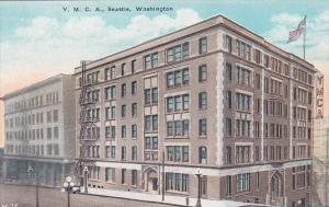 Washington Seattle Y M C A Building