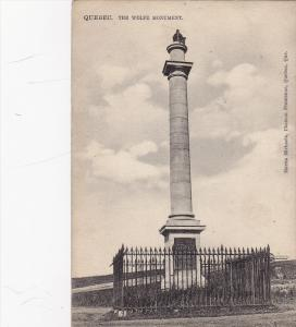 The Wolfe Monument, Quebec, Canada, 1900-1910s