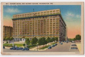 Dupont Hotel & Rodney Square, Wilmington DE