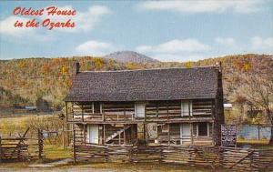 Arkansas Norfork Wolf House On White River