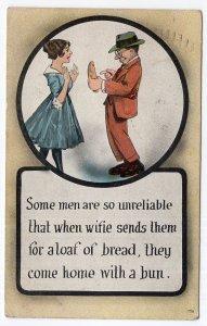 Some men are so unreliable