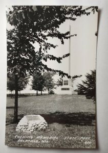 Delafield Wisconsin Cushing Memorial State Park Vintage Postcard Unposted