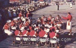 Band of Fiji Military Forces Fiji, Fijian Postal Used Unknown