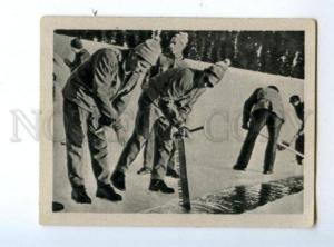 166978 Olympic Winter Games CORTINA d'Ampezzo CIGARETTE card