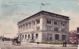 Wyoming Cheyenne Federal Building 1908