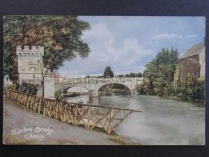 Ireland Co.Kerry KILLARNEY - ST. JOHNS BRIDGE c1905