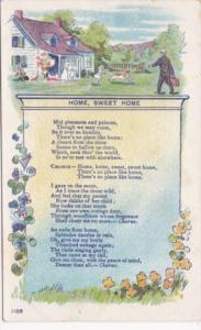Music Song Home Sweet Home