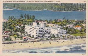 Florida Fort Lauderdale Beach Hotel On The Ocean Front