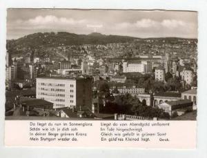 RP, General View Of Stuttgart (Baden-Württemberg), Germany, 1920-1940s
