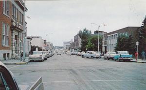 3rd Street , WEYBURN , Saskatchewan , Canada , 50-60s