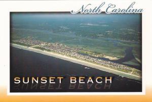 The Beautiful tranquil  Sunset Beach,  North Carolina,  50-70s