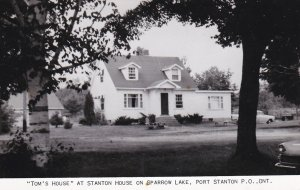 RP, PORT STANTON, Ontario, Canada, 1920-1940s ; House at Sparrow Lake