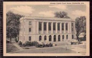 Ar Clarksville Johnson Co Court House