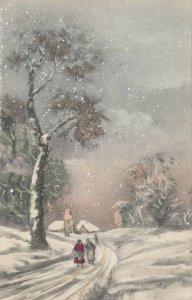 V.K..VIENNE : 00-10s , Winter scene