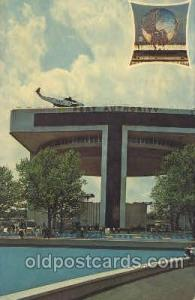Port Authority New York, USA 1964 - 1965, Worlds Fair, Exposition, Postcard P...