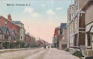 Canada Nova Scotia Main Street