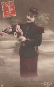 RP: Soldier with Flowers , 00-10s