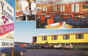 Chez Yvonne Restaurant , CAVENDISH , PEI, Canada , 1985
