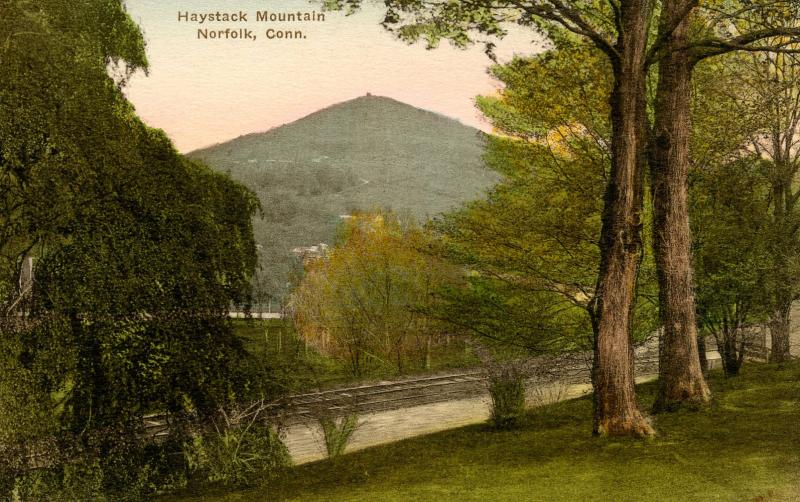 CT - Norfolk. Haystack Mountain