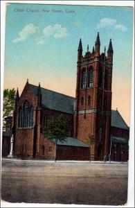 Christ Church, New Haven Conn