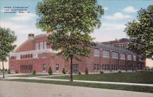 Dodd Gymnasium And Auditorium Ashland Wisconsin