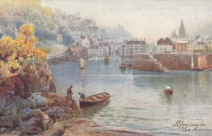 ILFRACOMBE , UK , 00-10s ; The Harbour , TUCK 7461