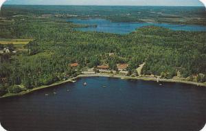 Braemar Lodge , Lake Ellenwood , YARMOUTH , Canada , PU-1964