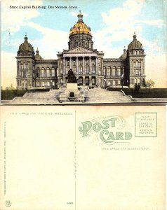 State Capitol Buidling, Des Moines, Iowa