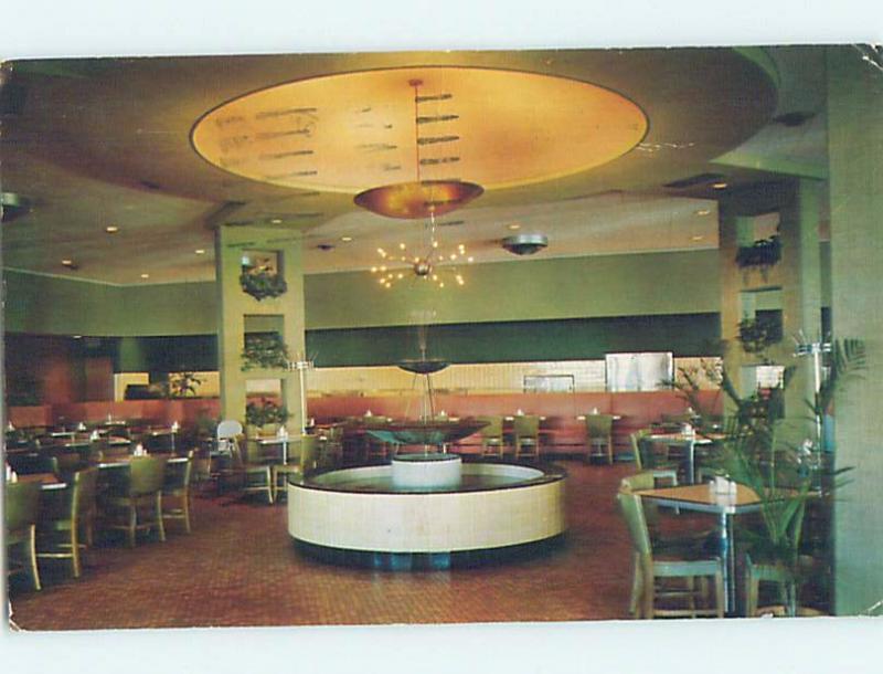 Corner Wear Pre 1980 S Cafeteria Restaurant Daytona Beach Florida Fl B9513