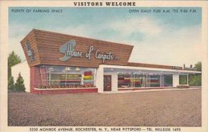 New York Rochester House Of Carpets