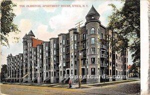 Olbiston, Apt. House - Utica, New York