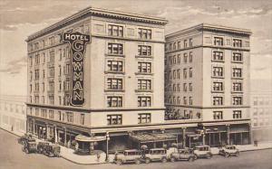 Hotel Gowman, SEATTLE, Washington, 1900-1910s