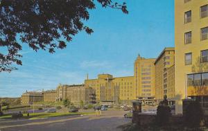 The Hotel-Dieu St-Vallier Hospital,  Chicoutimi,  Quebec,  Canada,  PU_1963