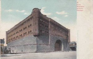 Illinois Chicago First Regiment Armory