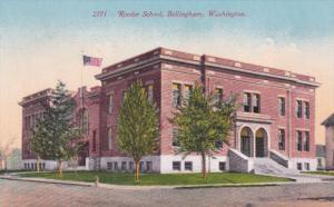 Roeder School, Bellingham, Washington, 1900-20s