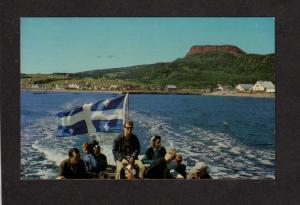 QC Perce Le Mont Ste St Anne Quebec Canada Carte Postale Postcard