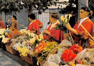 Flower Girls - Madeira
