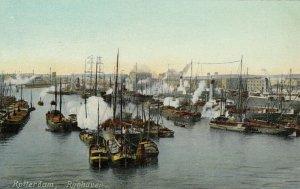 ROTTERDAM, Noord-Holland (Netherlands), 00-10s ; Rijnhaven