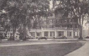 New Hampshire Hanover Dartmouth College The Hanover Inn Albertype